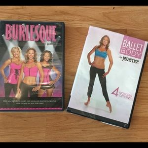 Other - Workout DVD's